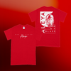 Man of Glass - Red Shortsleeve