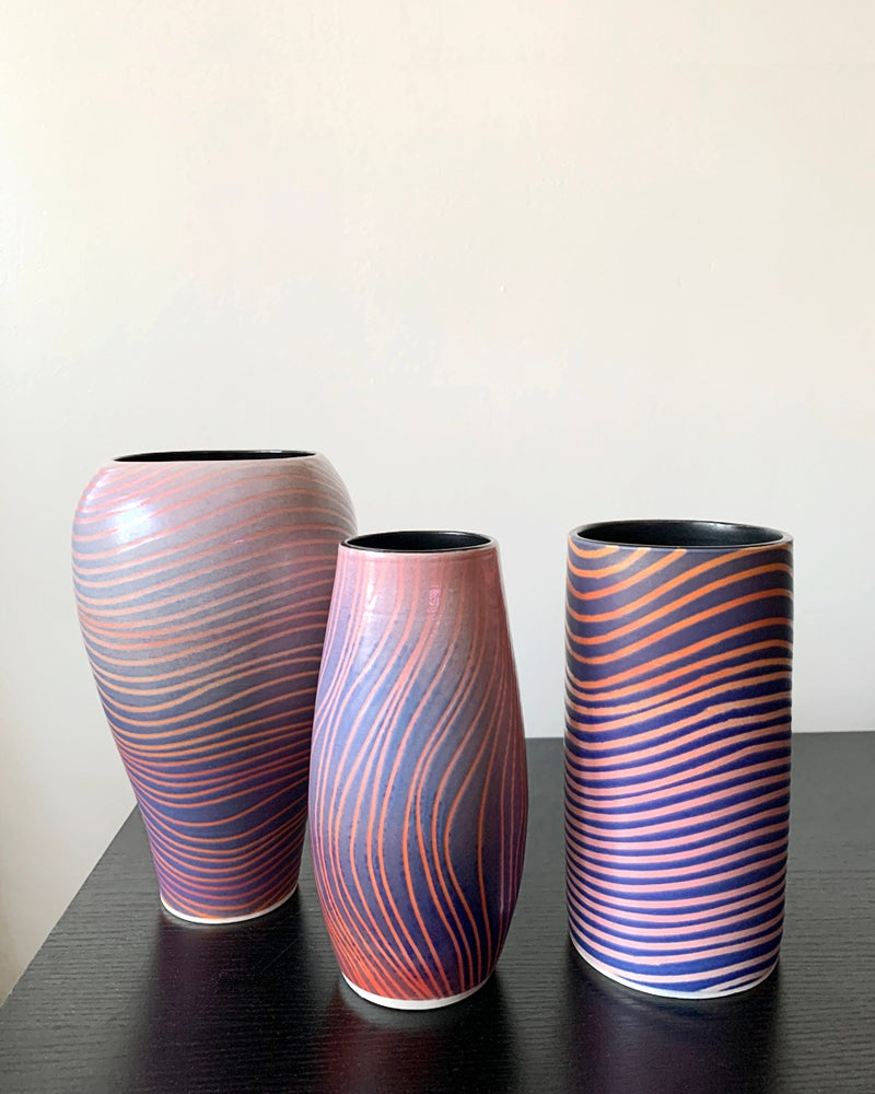 Image of Wave Vase