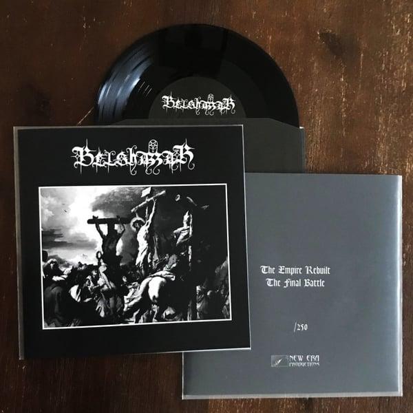 """Image of Belshazzar - Belshazzar 7"""" EP"""