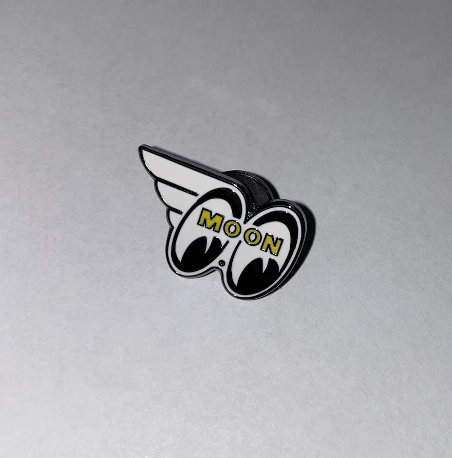 Image of MoonEyes x Fatlace Pin