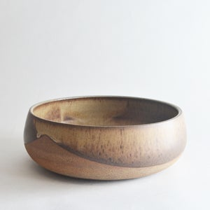 Image of earthy serving bowl