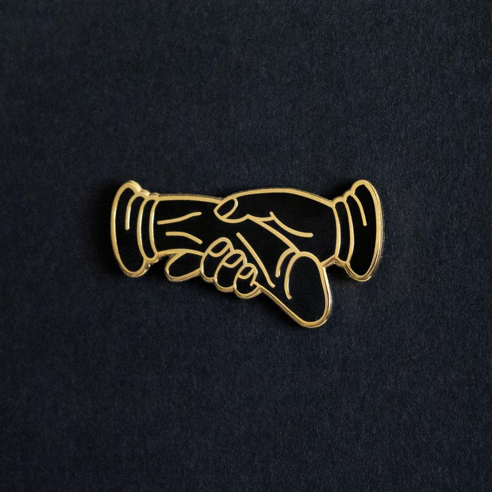 Image of Hand shake