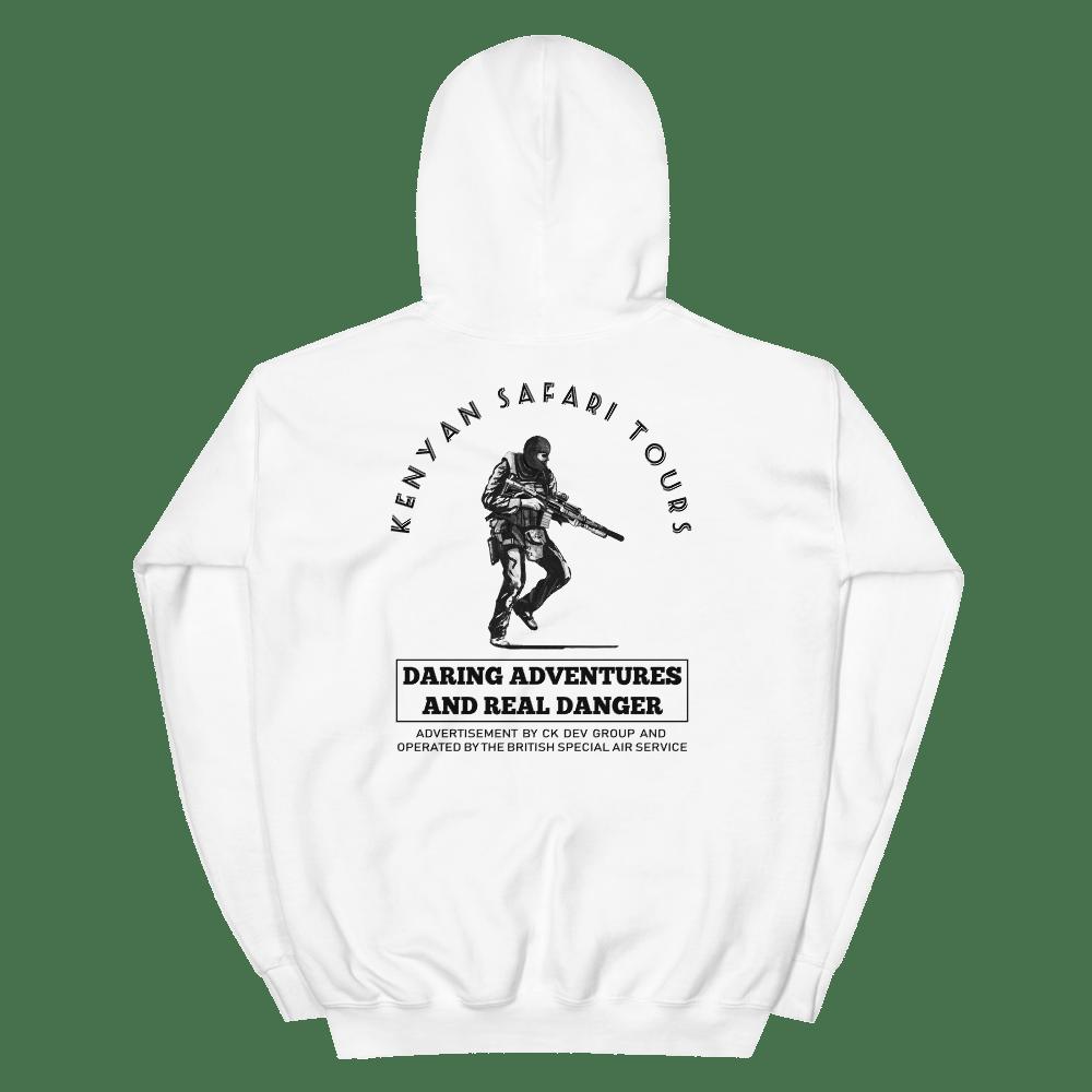 Kenyan SAS Safari Sweater
