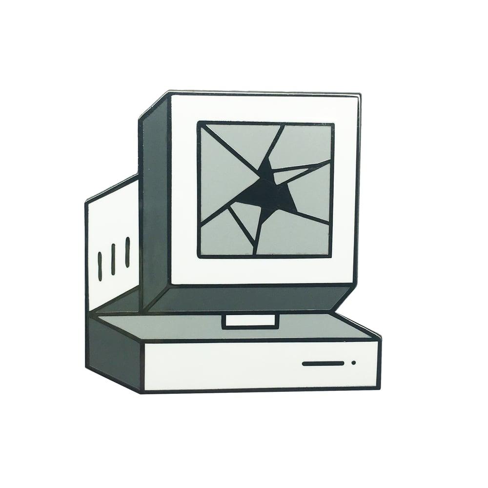 Image of Pin's ORDINATEUR