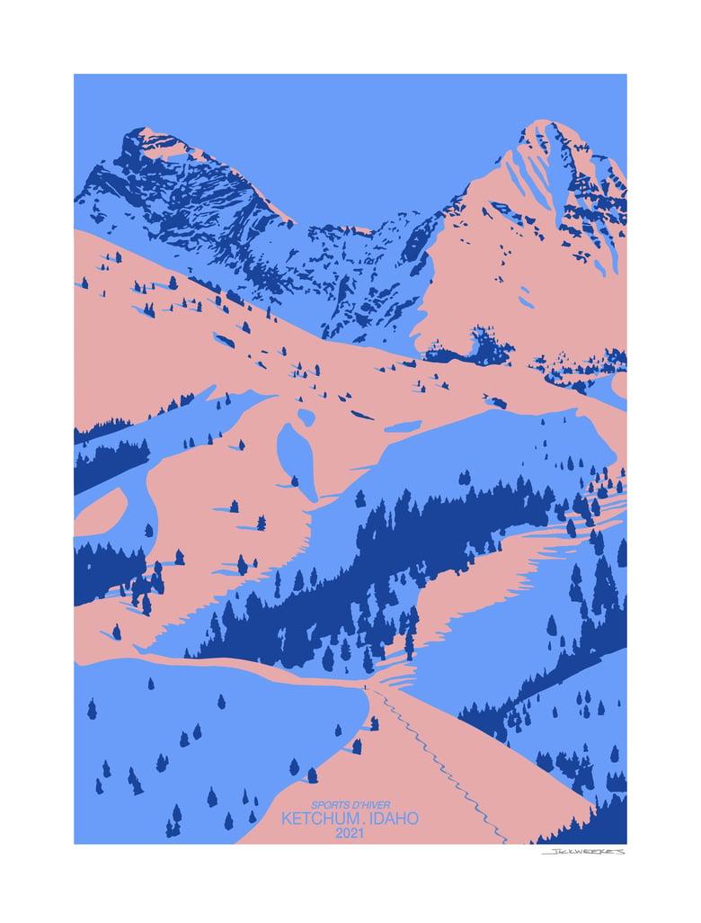 Image of Ketchum Idaho Sports D'Hiver 2021