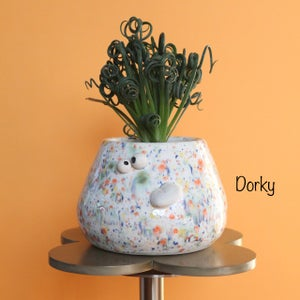 Image of Monster planters