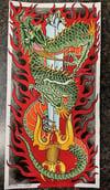 Danny V Dragon/Fudo sword