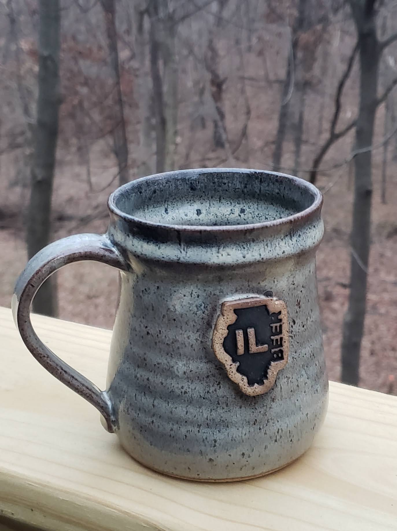 Image of Illinois Beer Mug