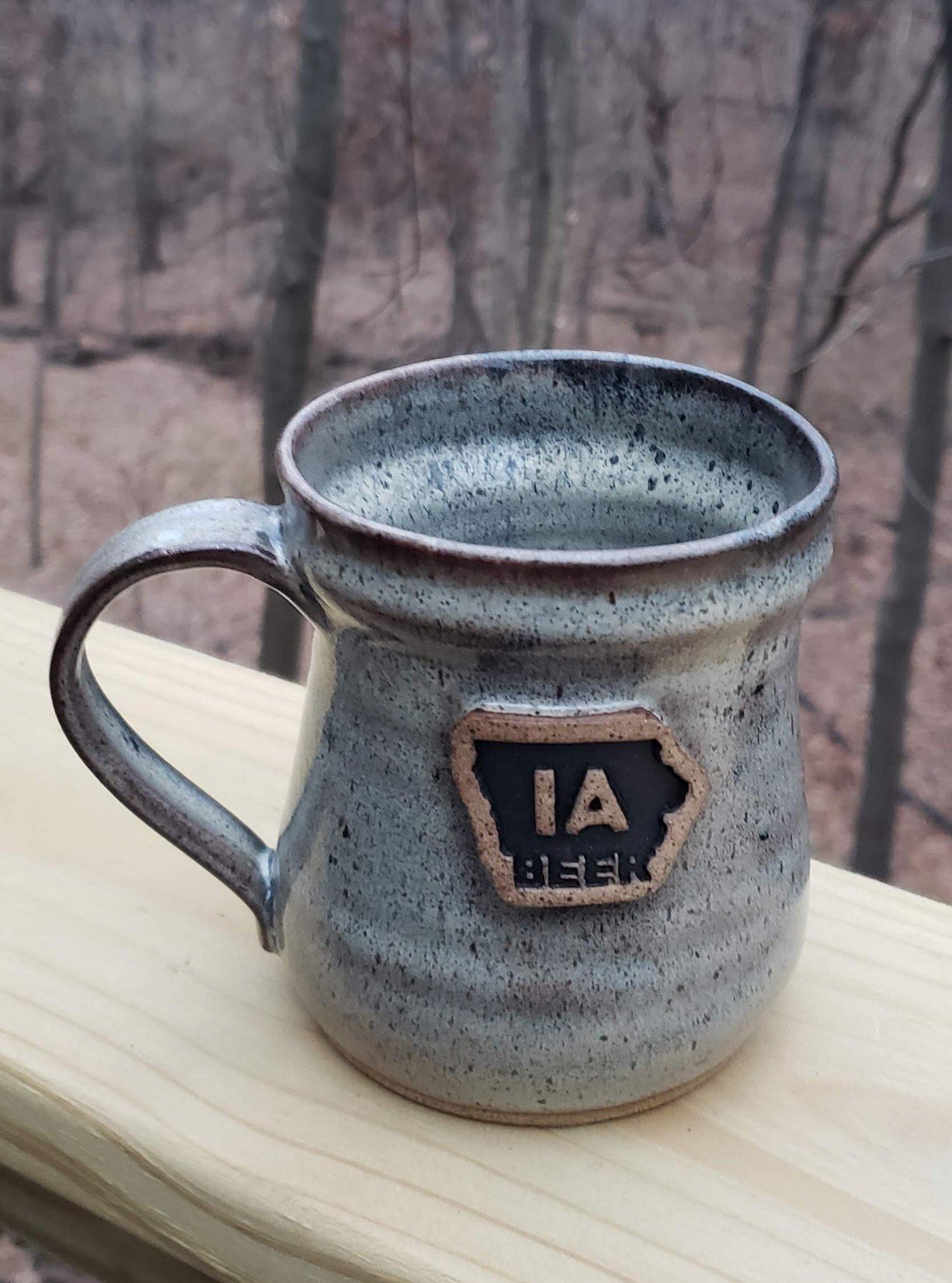 Image of Iowa Beer Mug