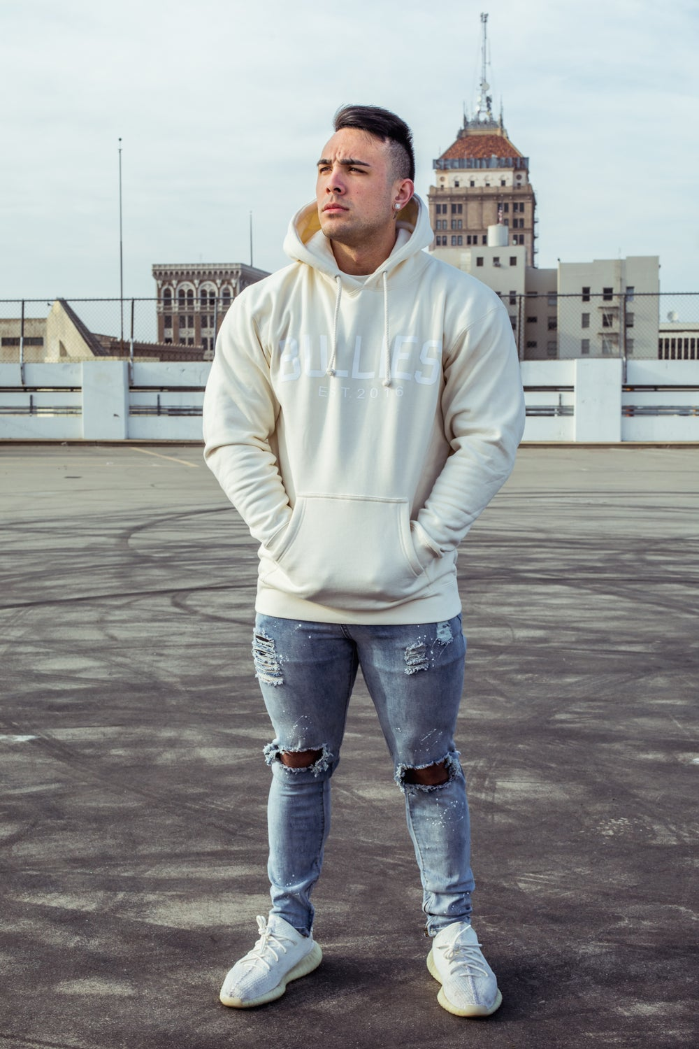 Natural Heavyweight Pullover