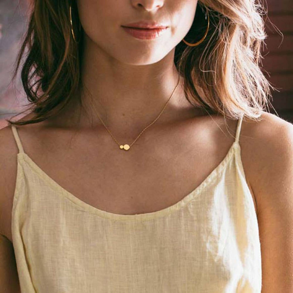 Image of Dot Necklace