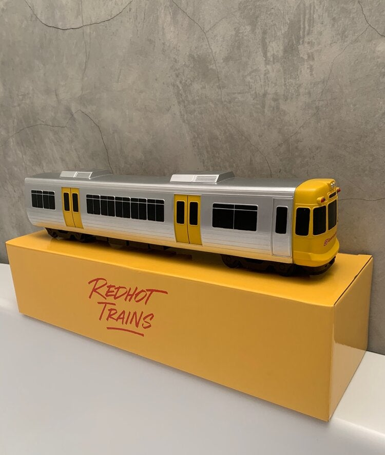 Image of QR Emu By redhot trains