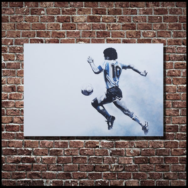 Image of DIEGO (3x2ft canvas print)