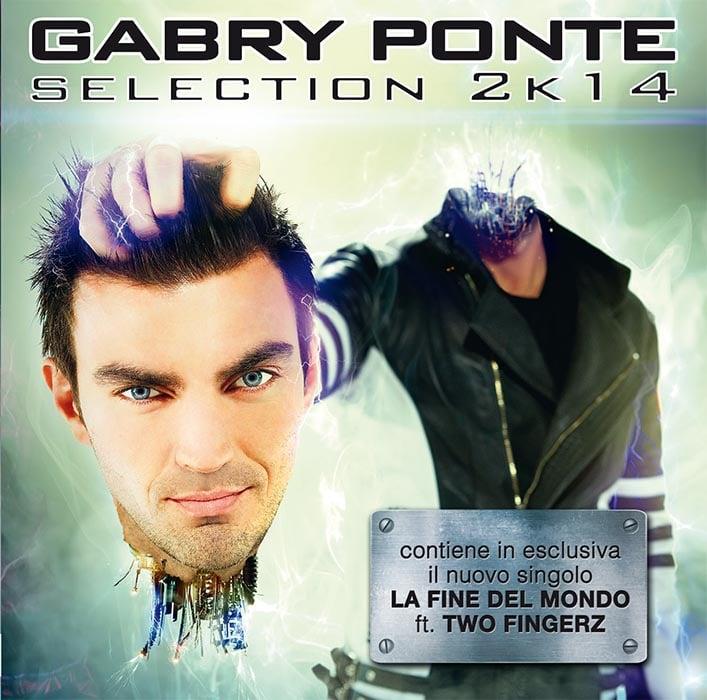 COM1339-2 // GABRY PONTE - SELECTION 2K14 (CD COMPILATION)