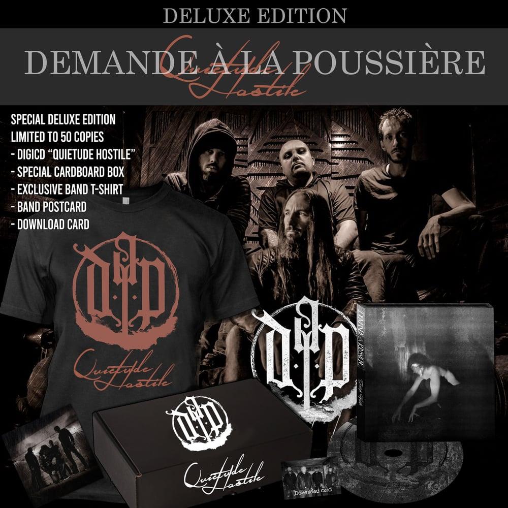 """DEMANDE À LA POUSSIÈRE """"Quiétude Hostile"""" Deluxe Edition"""