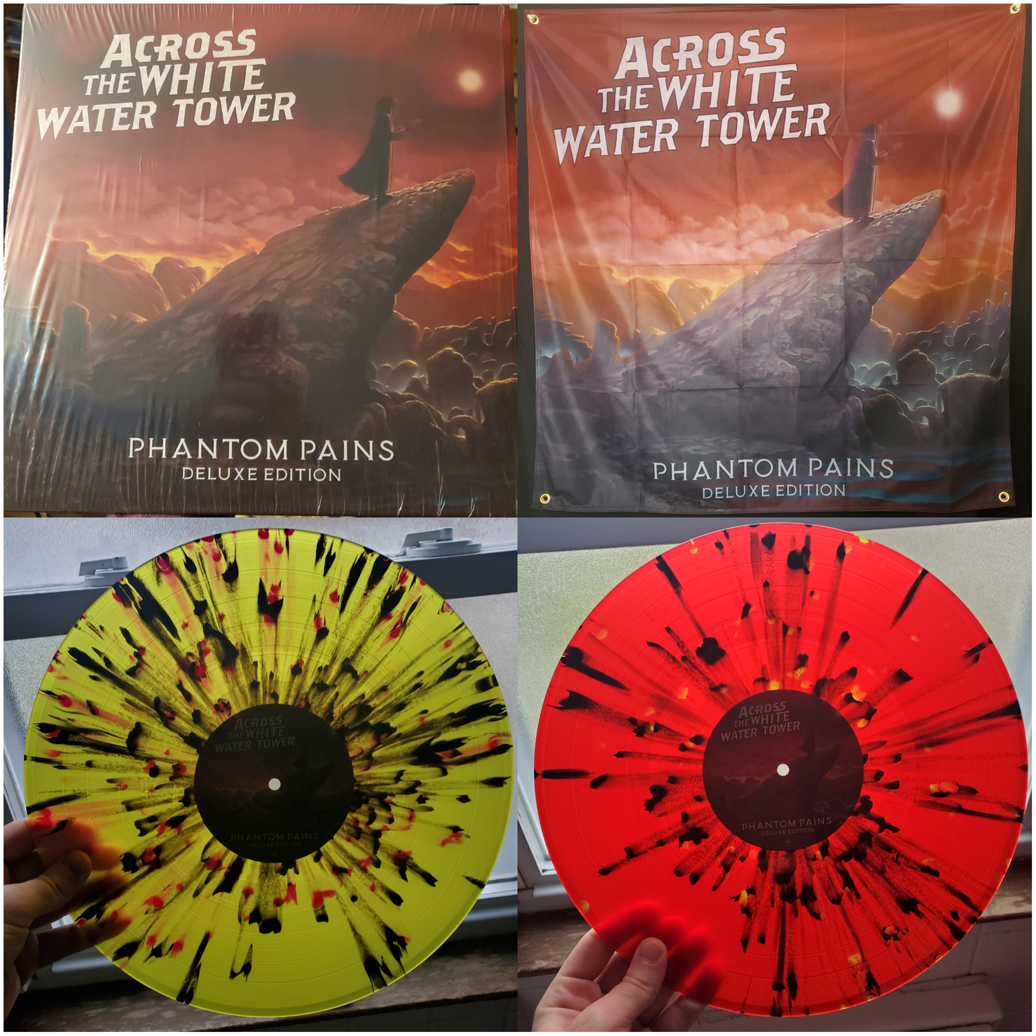 PHANTOM PAINS DELUXE VINYL