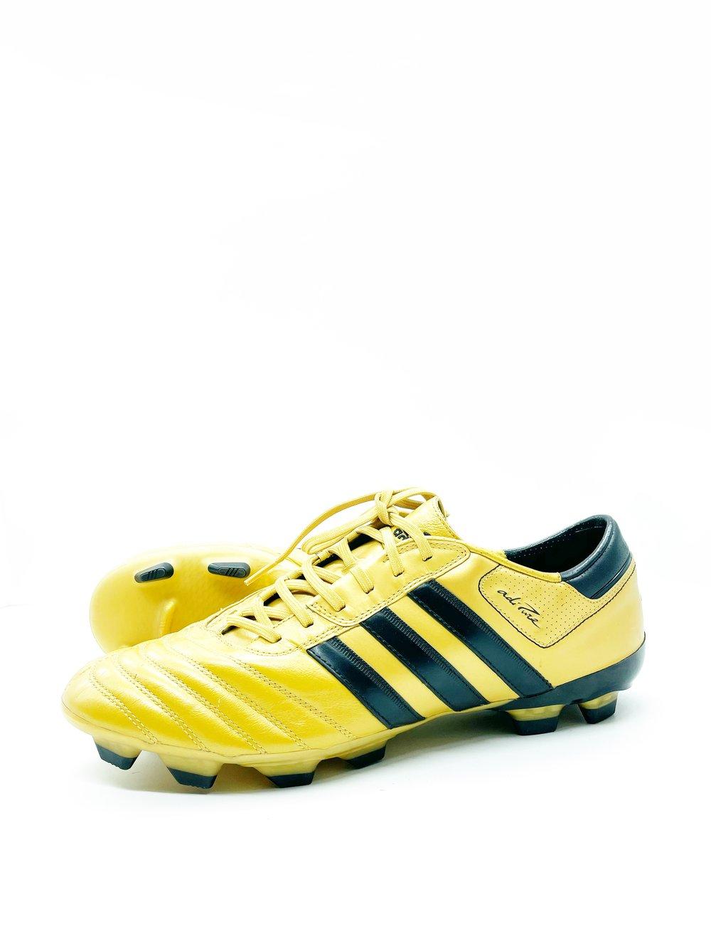 Image of Adidas adipure III FG gold