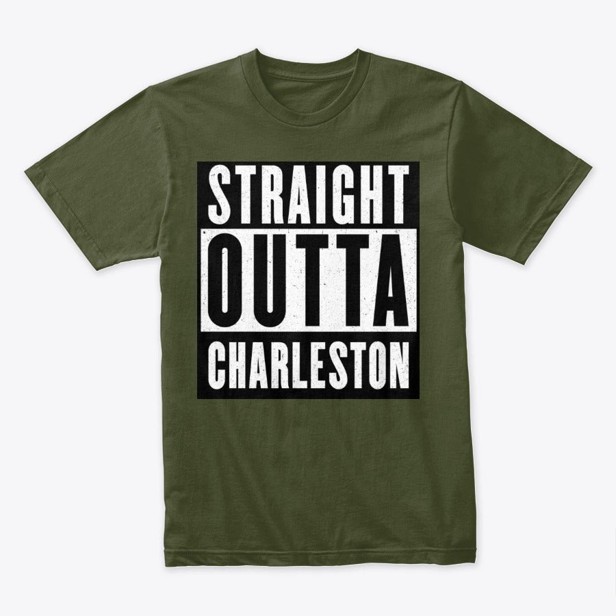Image of STRAIGHT OUTTA CHARLESTON