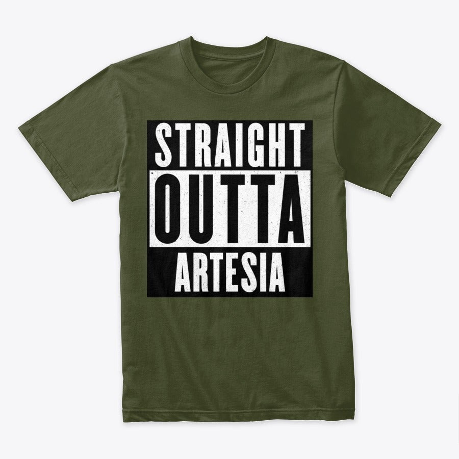 Image of STRAIGHT OUTTA ARTESIA