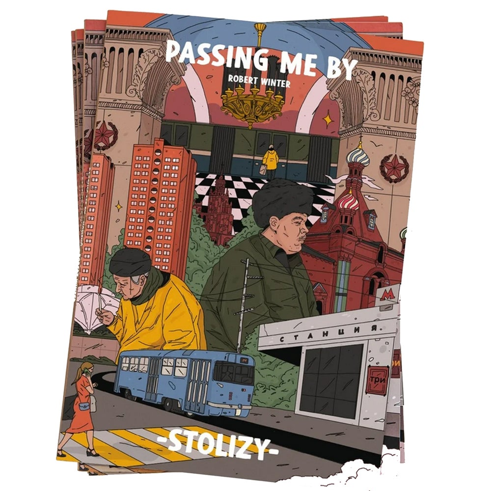 Image of Robert Winter - Passing Me By: Stolizy - Book