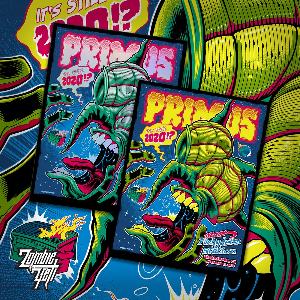 Image of PRIMUS Live from Pachyderm Station 2020