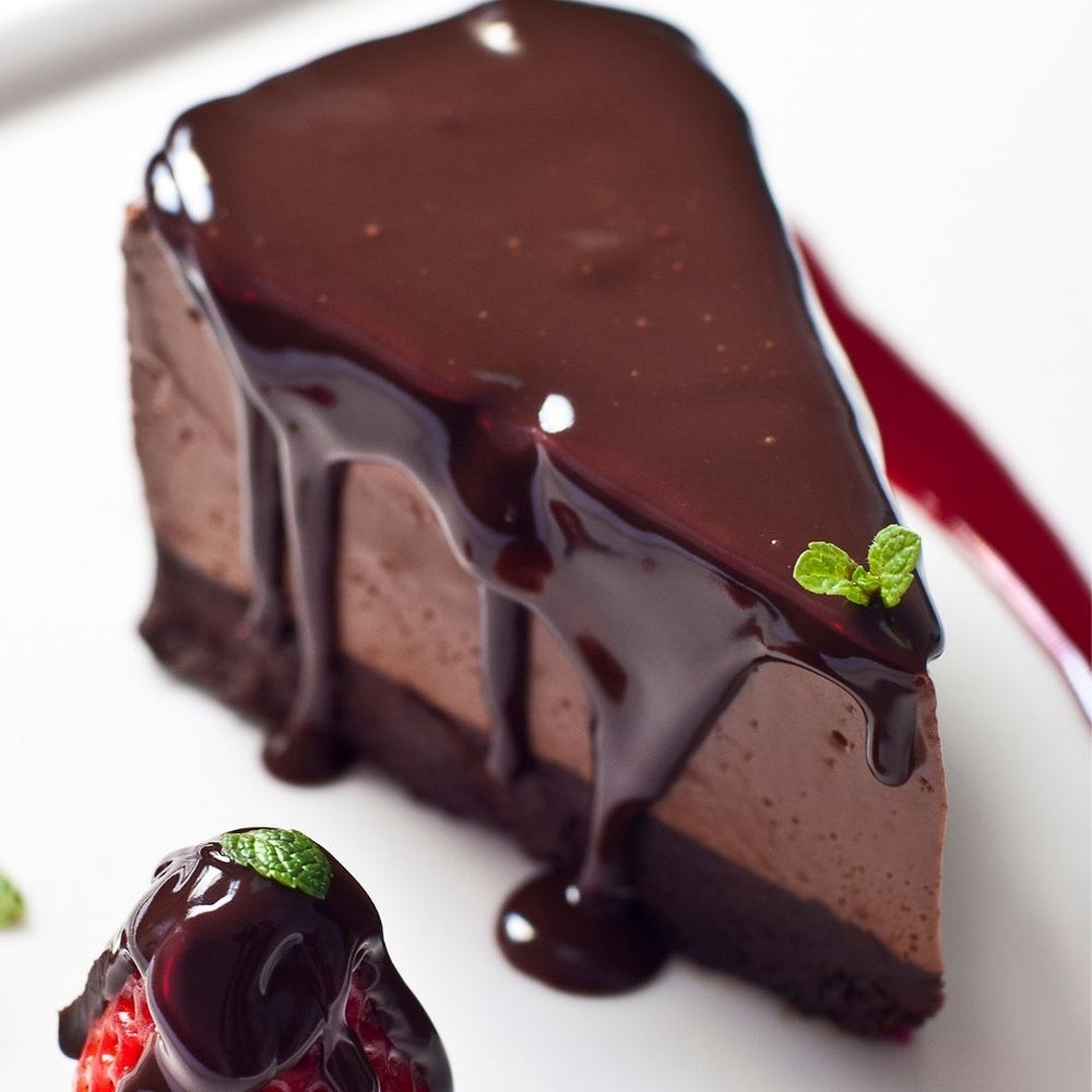 Image of Pre-Orders Only Chocolate Delux UN-Cheeseake™