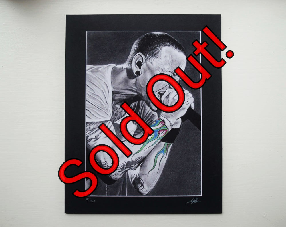 Chester (Limited edition print)