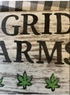 Tegridy Farms Sign