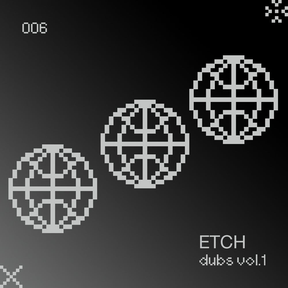 Etch - Dubs Vol.1 [Refix Or Die] / SOLD OUT EVERYWHERE / ONLY X2 COPIES