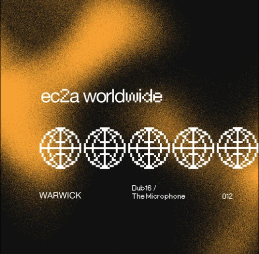 WARWICK A. WARWICK - Dub16 B. WARWICK - The Microphone / SOLD OUT EVERYWHERE / ONLY X2 COPIES