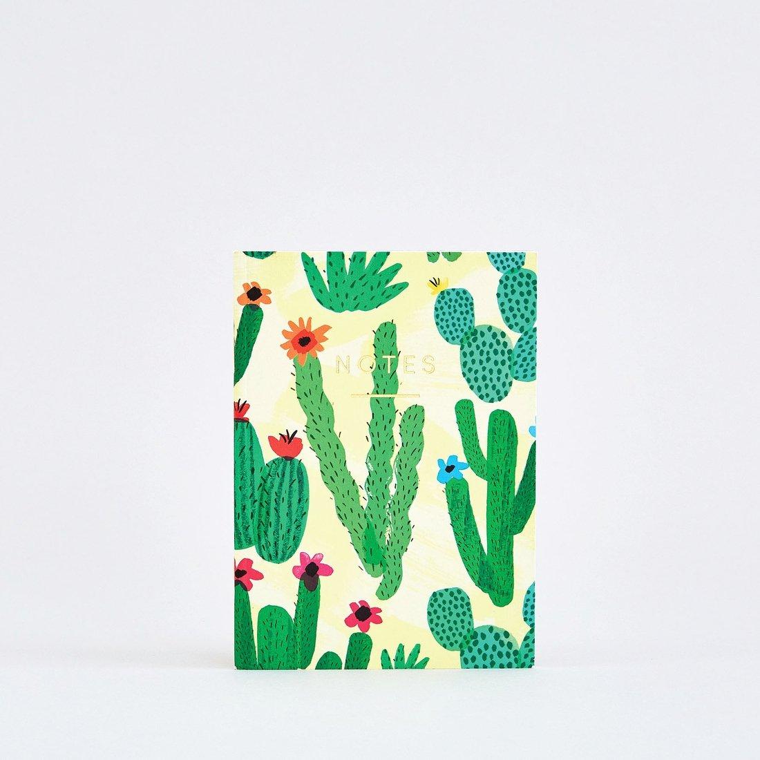 Image of Mini Cactus Notebook