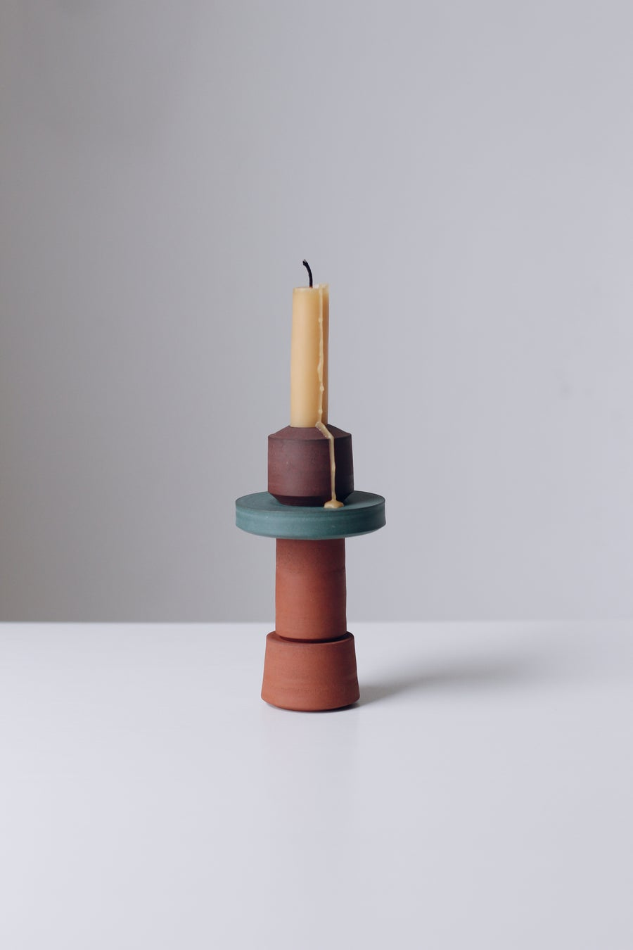 Image of Stacking Candleholder #2
