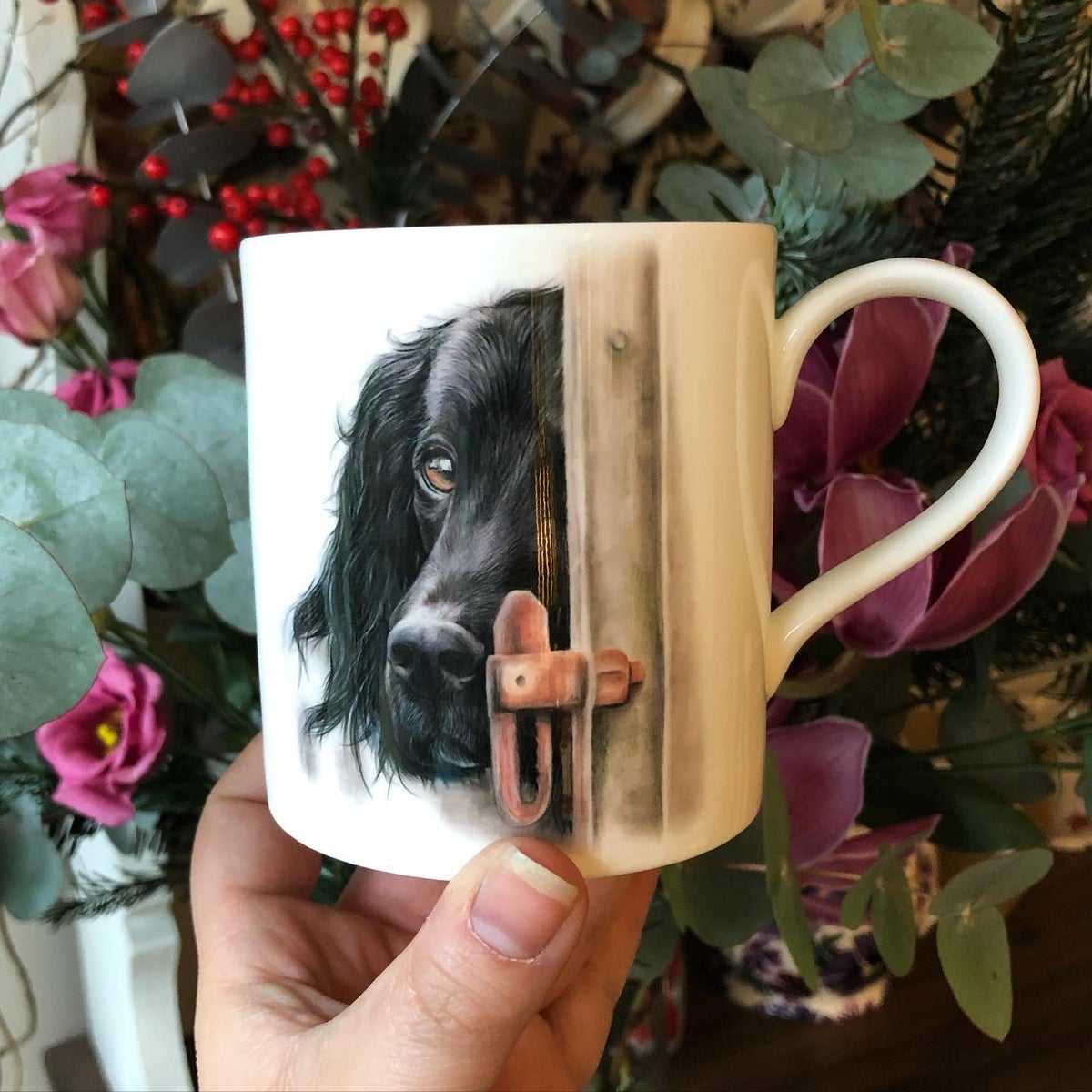 Image of Ready and Waiting - Mug