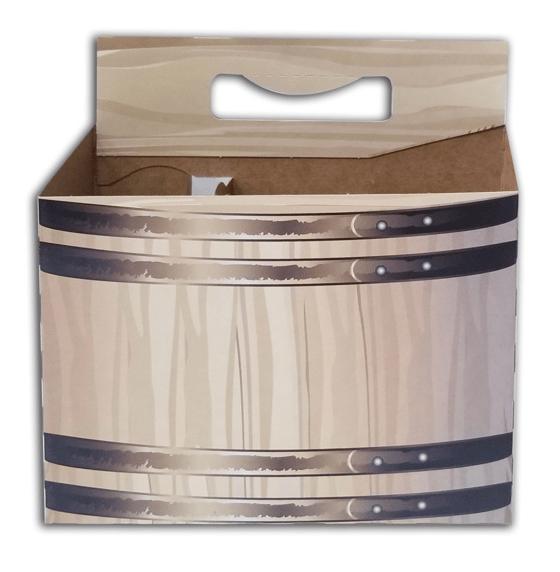 Image of 6 Pack Barrel 12oz Bottle Carrier
