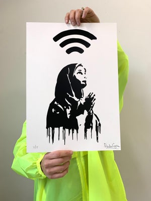 Image of Madonna Wi Fi by Randomguy