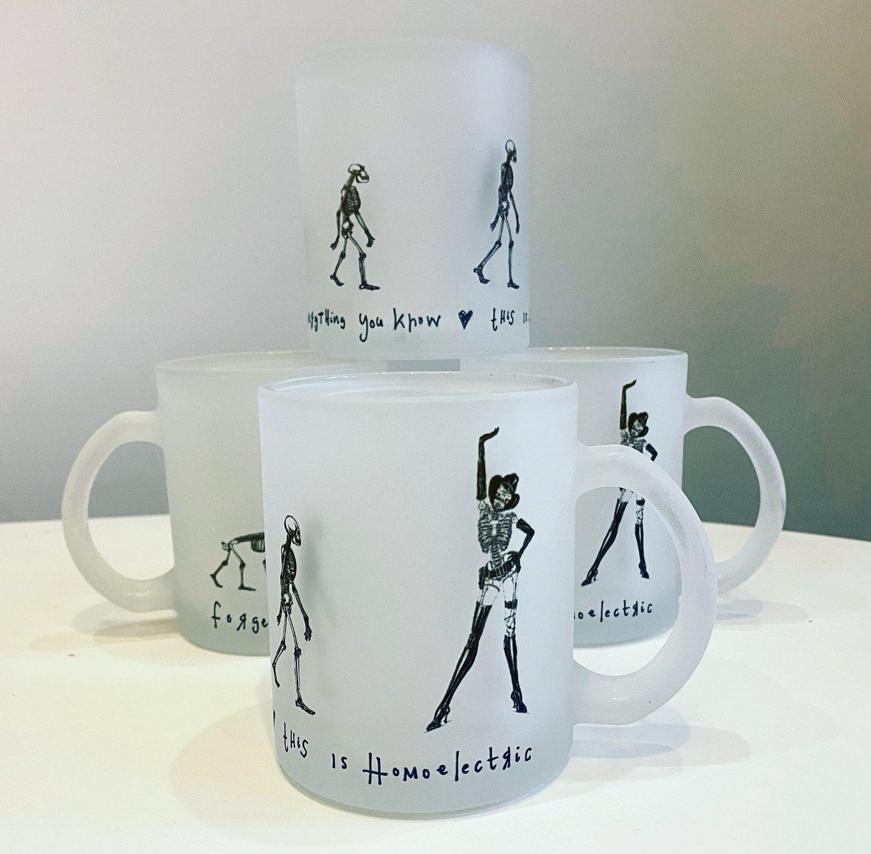 Image of Homosapien Voguer Mug