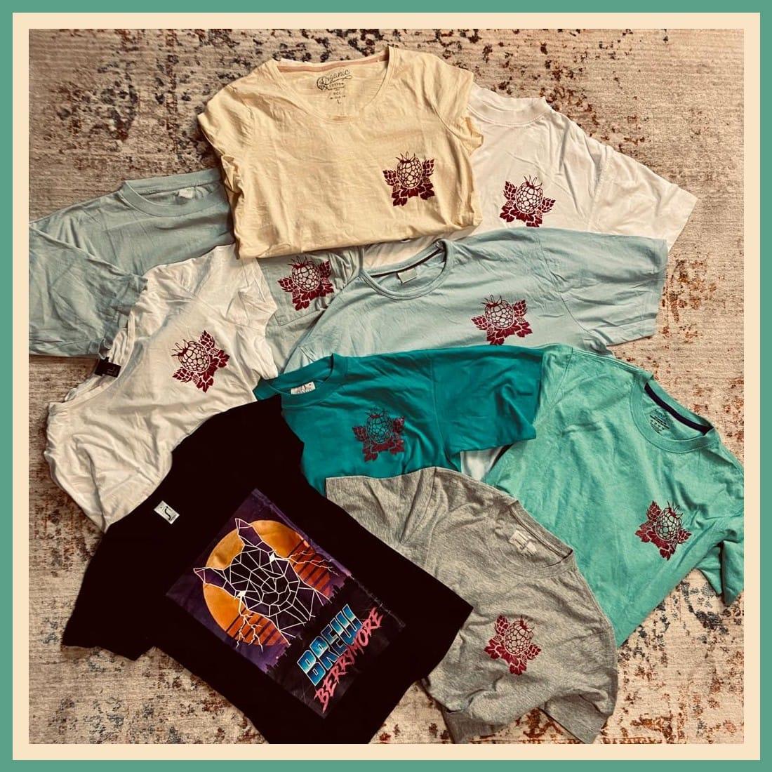 Image of Soli-Shirts für Space-Eye