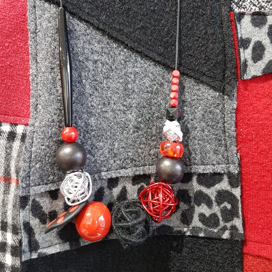 Image of cocktail mix necklace