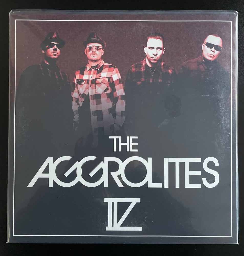 Image of The Aggrolites IV Vinyl 2xLP