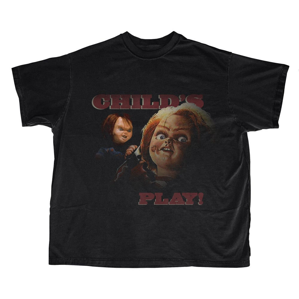 Image of CHILD'S PLAY Tee