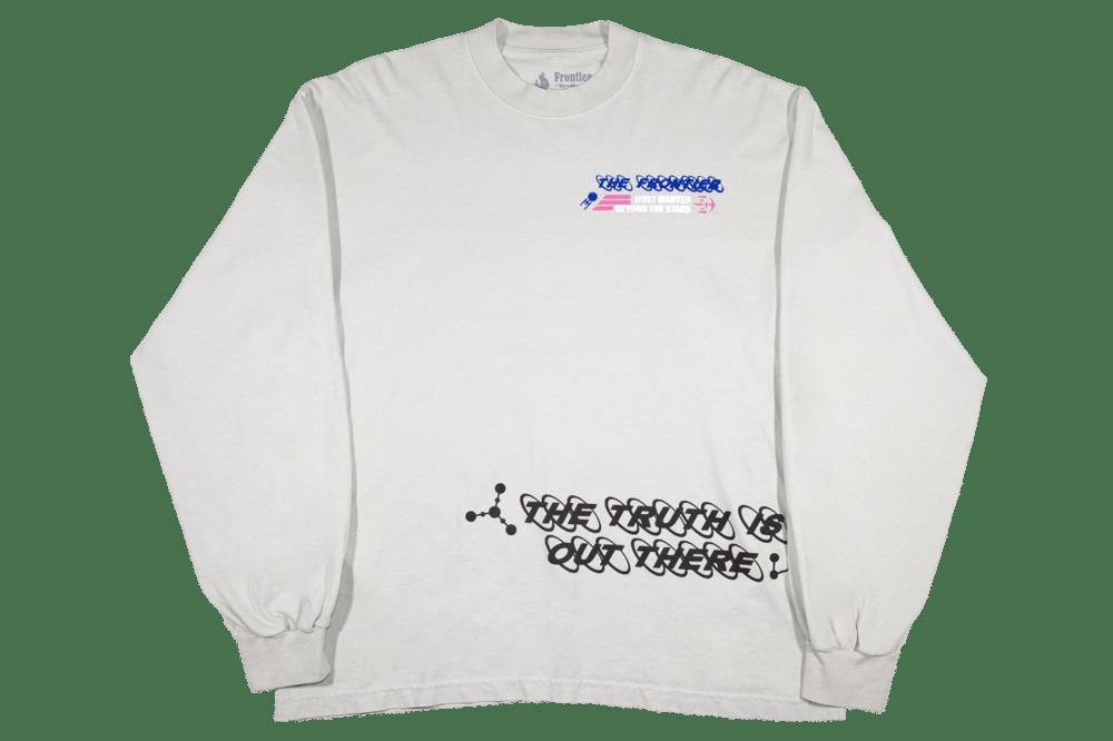 Image of Alien Element Long Sleeve T-Shirt Cement