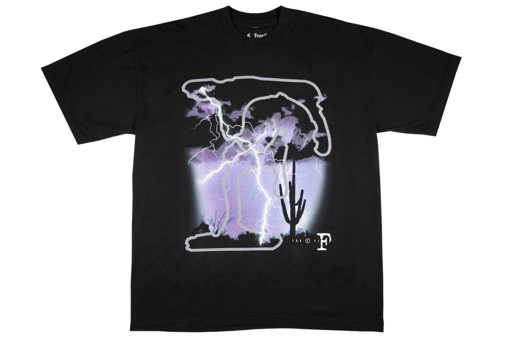 Image of F-Files T-Shirt Black