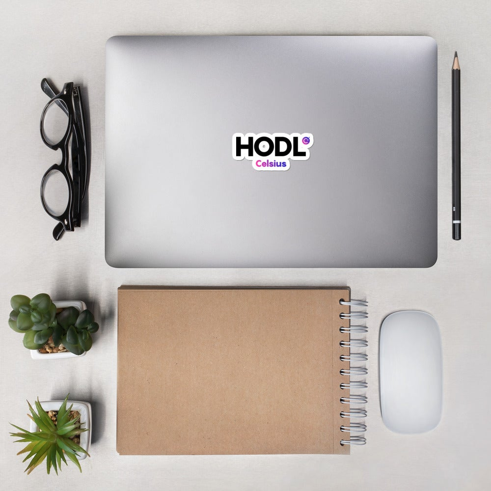 Image of HODL Sticker