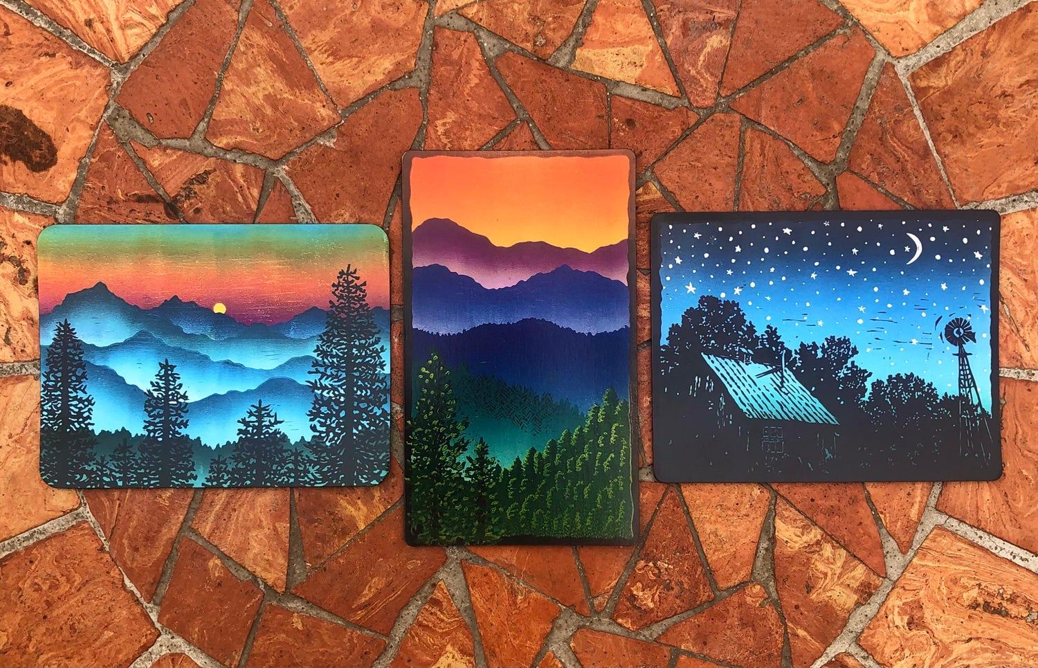 Image of Nature & Landscape magnets