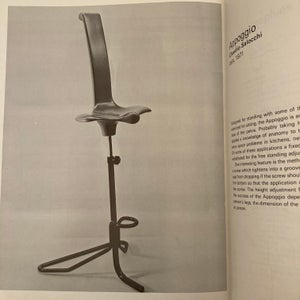 Image of The Modern Chair by Clement Meadmore 1997