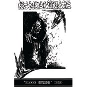 "Image of Kontaminate-""Blood Hunger"" Demo  QUALITY CONTROL PRESSING"