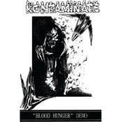 "Image of Kontaminate-""Blood Hunger"" Demo  QUALITY CONTROL PRESSING"