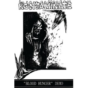 """Image of Kontaminate-""""Blood Hunger"""" Demo"""