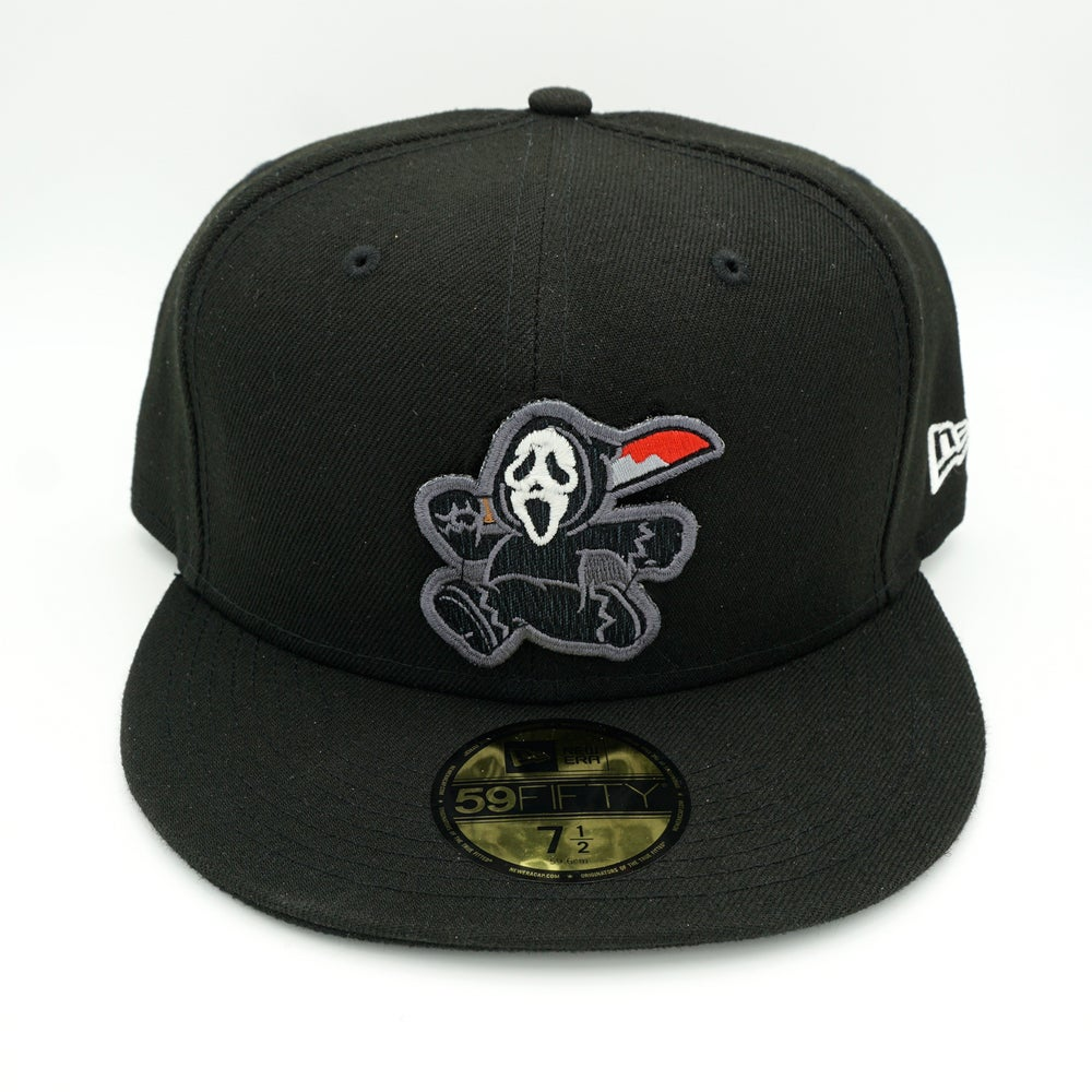 Ghostface Custom 59FIFTY Black