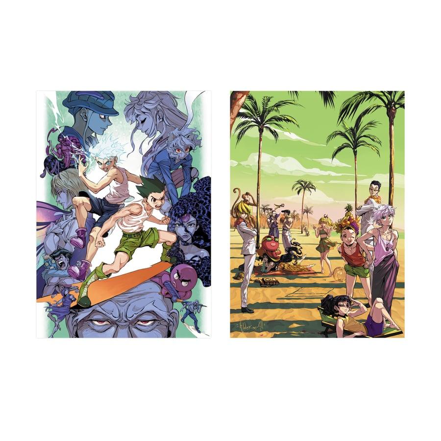 Image of ✧ H×H's Prints ✧